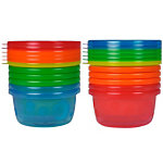 Take & Toss 8 oz Toddler Bowls (6-pack)