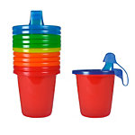 Take & Toss 7 oz. Spill-Proof Cups (6-pack)